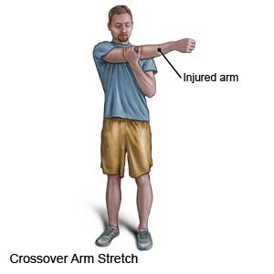 Crossover Arm Stretch