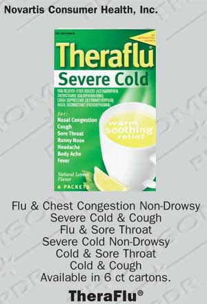 Theraflu Flu Chest Congestion Non Drowsy Hot Liquid Information