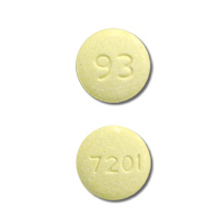 Pravastatin sodium 20 mg 93 7201