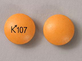 Aspirin enteric coated 500 mg K107