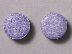 Pill Imprint 44 186 (Mapap 80 mg)