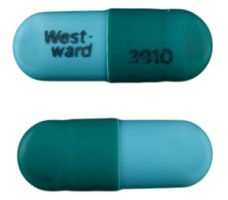 Zaleplon 10 mg West-ward 3910
