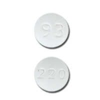Bicalutamide 50 mg 93 220