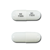 Topiramate (sprinkle) 15 mg 93 7335 93 7335