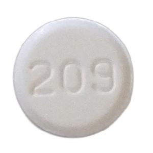 Amlodipine besylate 10 mg 209