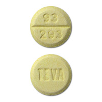 Carbidopa and Levodopa 25 mg / 100 mg