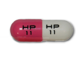 Indomethacin 50 mg HP 11 HP 11