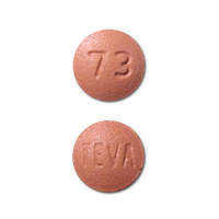 Zolpidem tartrate 5 mg TEVA 73