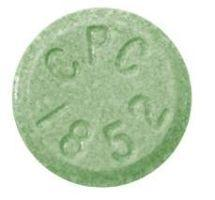 Calcium carbonate (chewable) 500mg CPC 1852