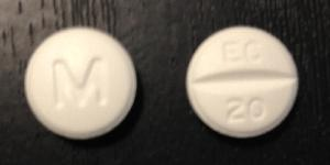 Escitalopram Oxalate 20 mg (base)