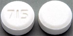 Zolmitriptan (Orally Disintegrating) 2.5 mg