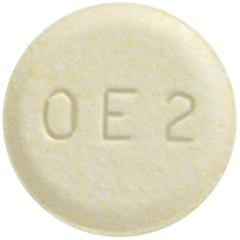 Olanzapine (orally disintegrating) 10 mg M OE2