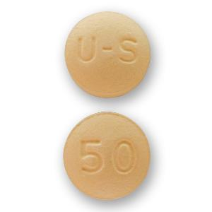 Topiramate 50 mg U-S 50