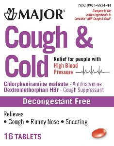 Cough & Cold 689