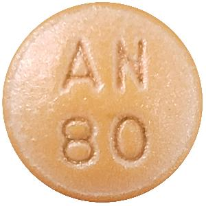 Paliperidone extended-release 1.5 mg AN 80