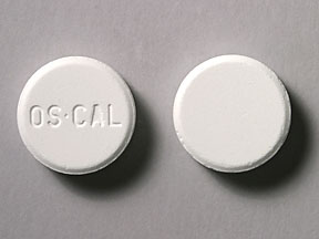 Pill Imprint OS-CAL  (Os-Cal calcium carbonate 1250 mg (calcium 500 mg))