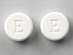 Pill Imprint E E (Equalactin 625 mg)
