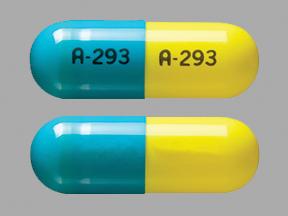 Trimipramine maleate 25 mg A 293 A 293