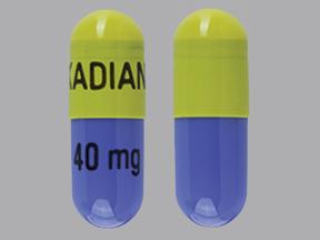 Kadian 40 mg KADIAN 40 mg