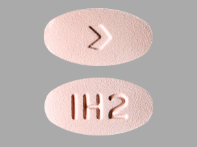 IH2 > Pill Images (Pink / Elliptical / Oval)