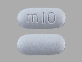 Memantine hydrochloride 10 mg m10