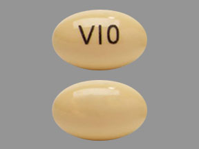Pill Imprint V10  (Myorisan 10 mg)