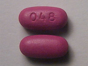 Pill Imprint 048  (Multiret Folic-500 multivitamin with iron)