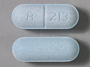 Acetaminophen and pentazocine hydrochloride 650 mg / 25 mg A213