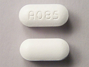 Choline magnesium trisalicylate 750 mg A 085