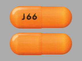 Morphine sulfate extended-release 80 mg J66