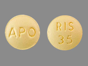 Risedronate sodium 35 mg APO RIS 35