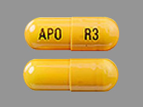 Rivastigmine tartrate 3 mg APO R3