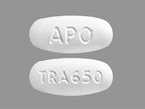 Tranexamic acid 650 mg APO TRA 650