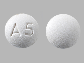 Pill Imprint A5  (Iclusig 15 mg)