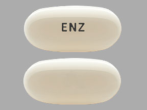 Pill Imprint ENZ (Xtandi 40 mg)