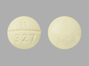 Phendimetrazine tartrate 35 mg A 327