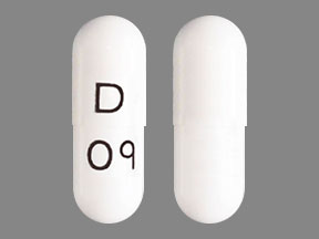 Didanosine delayed release 400mg D 09