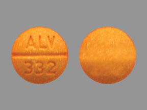 Carbidopa 25 mg ALV 332