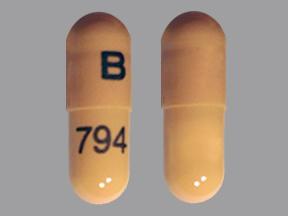 Rivastigmine tartrate 3 mg B 794