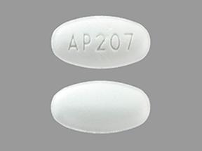 Alendronate sodium 35 mg AP207
