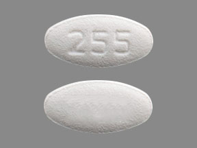 Carvedilol 6.25 mg 255