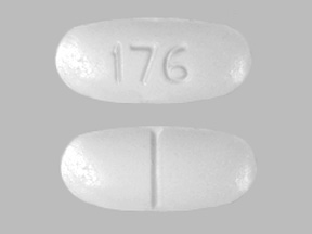 Lorcet HD acetaminophen 325 mg / hydrocodone bitartrate 10 mg 176
