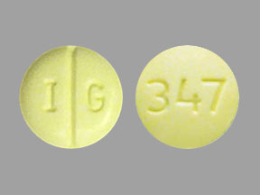 Nadolol 20 mg I G 347