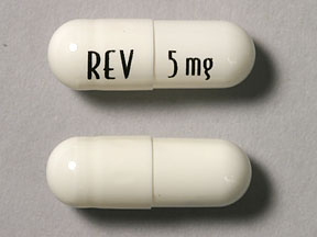 Pill Imprint REV 5 mg (Revlimid 5 mg)
