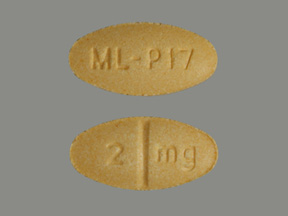 Doxazosin mesylate 2 mg ML P17 2 mg