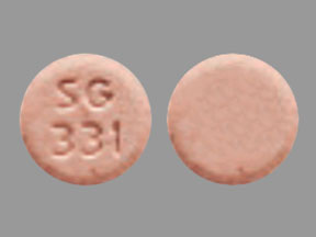 Aripiprazole (orally disintegrating) 15 mg SG 331