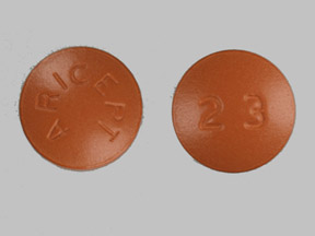Aricept 23 mg ARICEPT 23