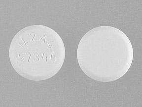 Acetaminophen M2A4 57344