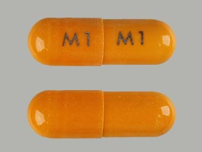 Doxycycline monohydrate 150 mg M1 M1