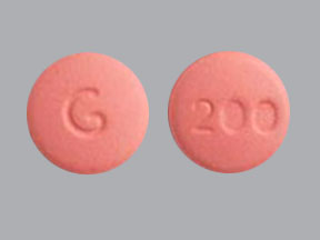 Topiramate 200 mg G 200